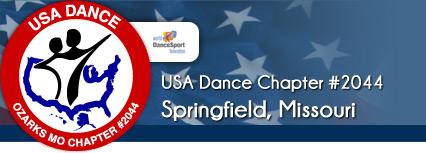 USA Dance (Ozarks) Chapter #2044